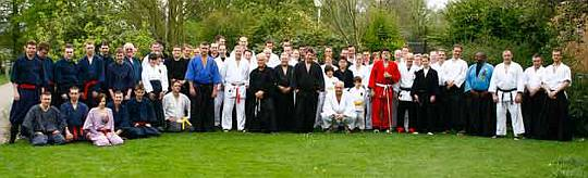 Aiki Budo Martial Artists